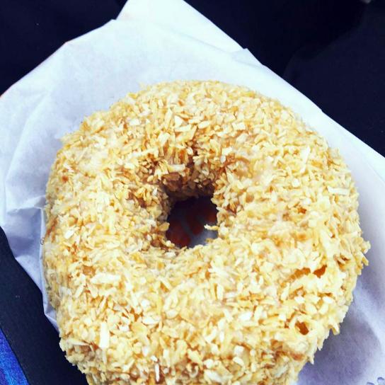 Plain Cake Coconut